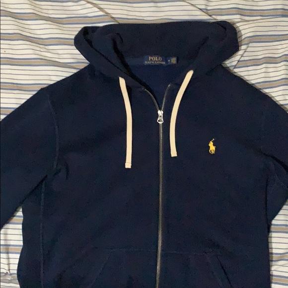 Jacket Lauren Ralph Up Polo Zip 8wn0mNv